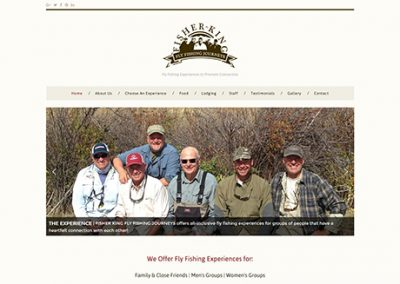 Fisher King Fly Fishing Journeys