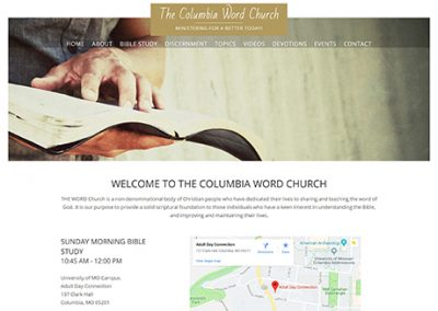 The Columbia Word Church