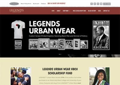 Legends Urban Wear