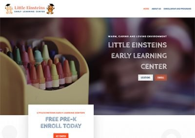 Little Einsteins Early Learning Center