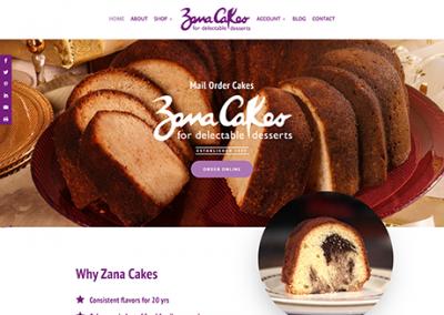 Zana Cakes